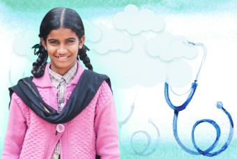Heena Kausar from Mysuru wants to become a doctor
