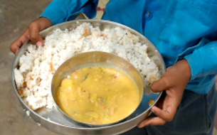 Akshaya Patra Uses Fortified Rice