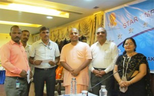 Akshaya Patra distributes Six Sigma Rewards